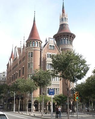 Punxas Building